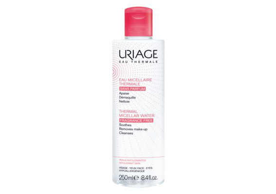 uriage agua termal pieles sensibles