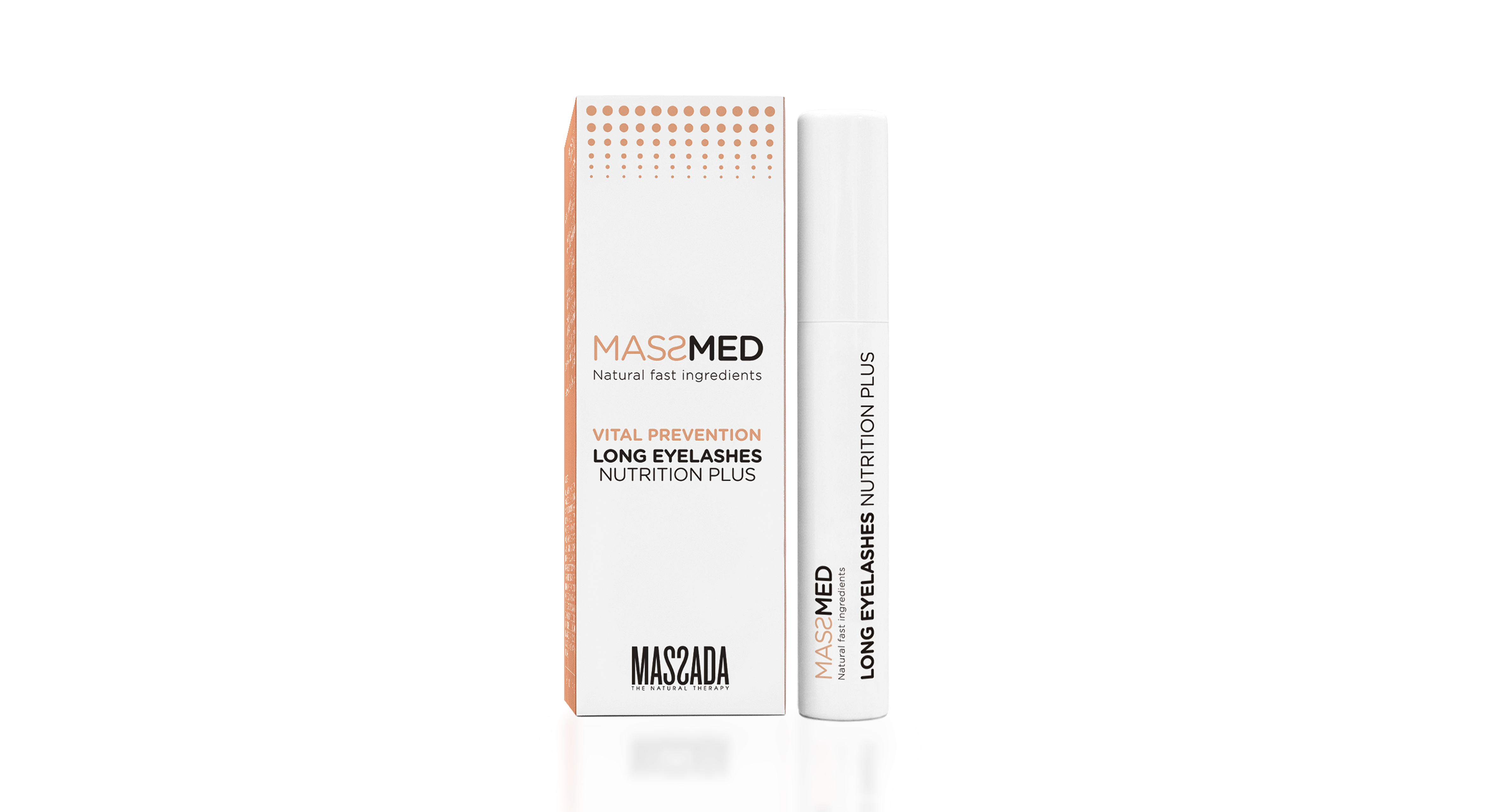 massada LONG EYELASHES NUTRITION PLUS